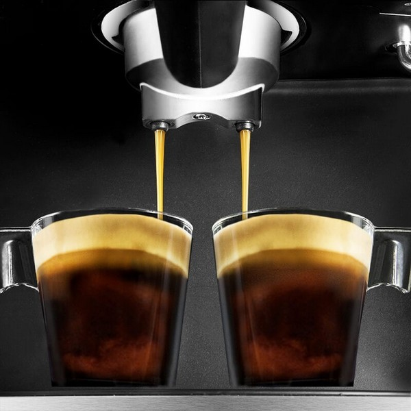 Cafetera Express de Brazo Cecotec Power Espresso 20 1,5 L 850W Negro Inox (3)