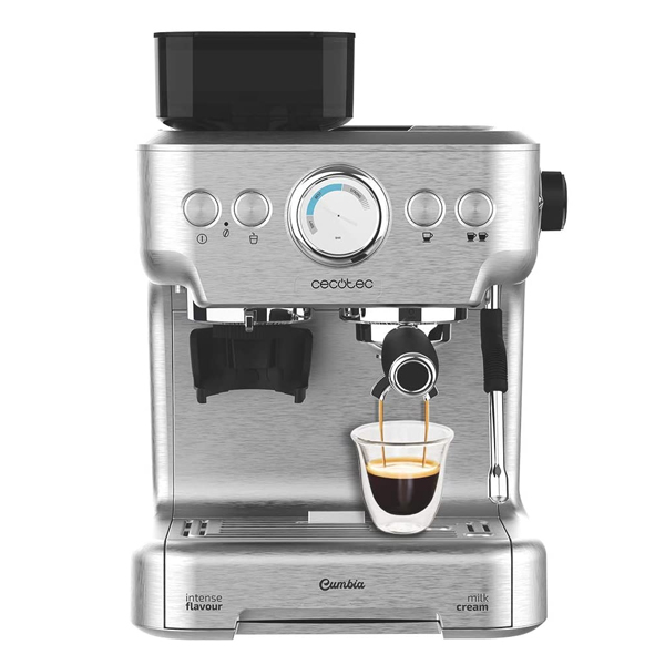 Cafetera Express de Brazo Cecotec Cumbia Power Espresso 20 Barista Aromax 2,4 L
