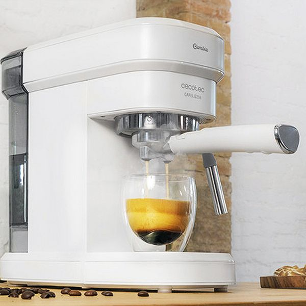 Cafetera Express de Brazo Cecotec Cafelizzia 790 White 1,5 L (4)