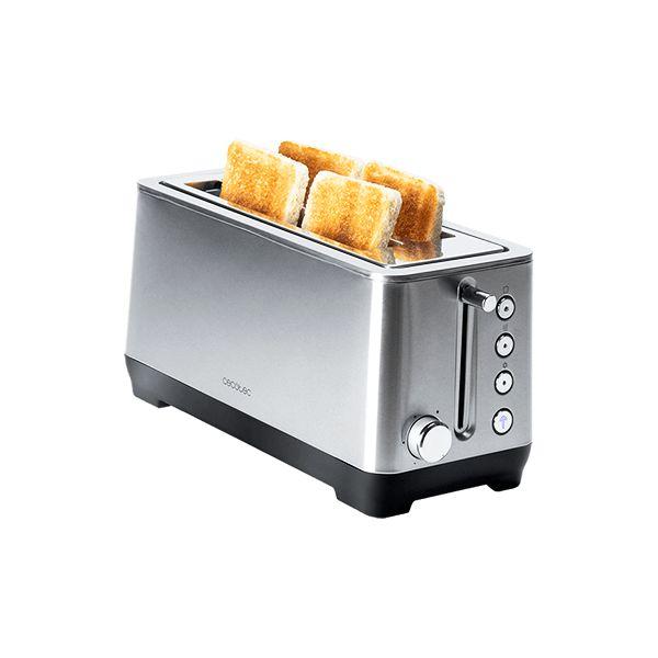 Toaster Cecotec BigToast Extra Double 1600 W