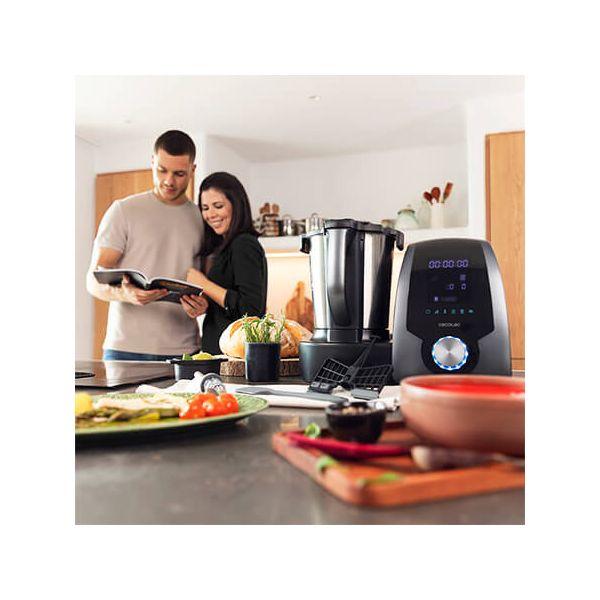 Robot de Cocina Cecotec Mambo 8590 3,3 L Negro (1)