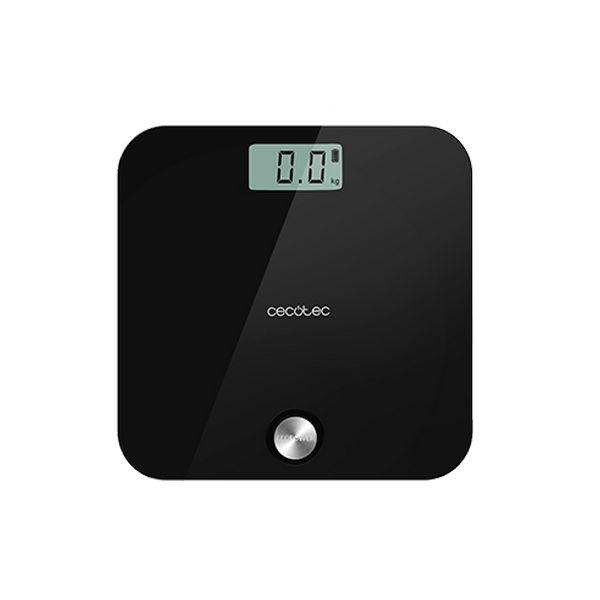 Digital Bathroom Scales Cecotec EcoPower 10000 Healthy Black LCD 180 kg Black