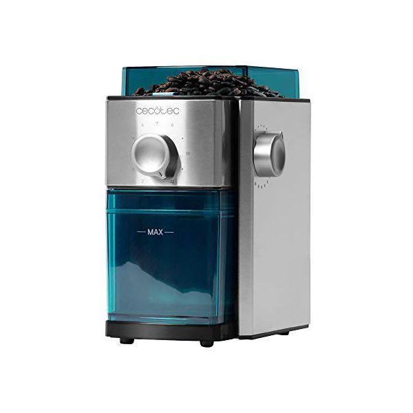 Molinillo Eléctrico Cecotec SteelMill 2000 Adjust 250 gr 150W Acero inoxidable