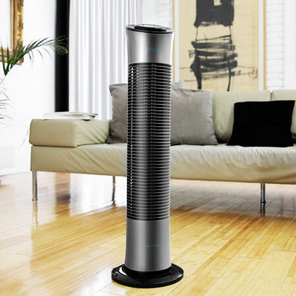 Tower Fan Cecotec ForceSilence 7090 Skyline 45W