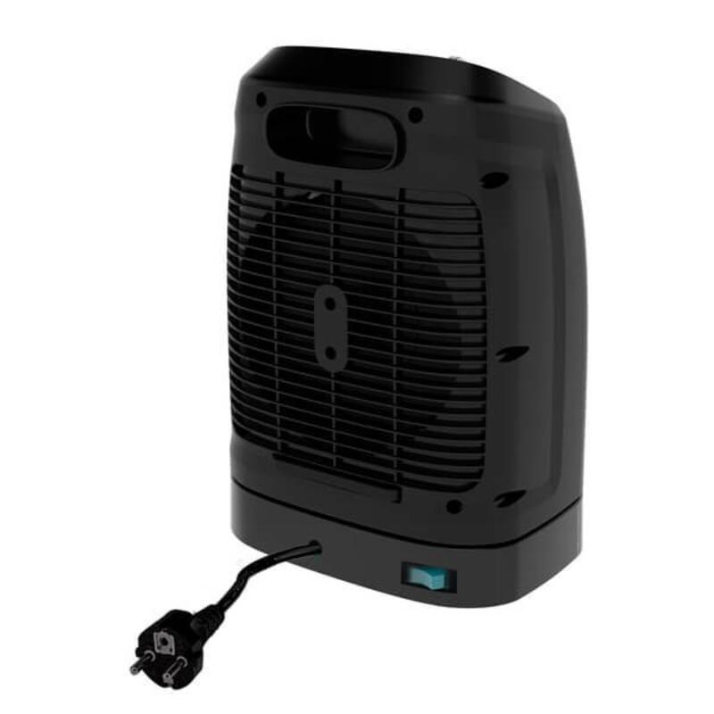 Thermo Ventilateur Portable Cecotec Ready Warm 9600 Smart Force 2000W Noir