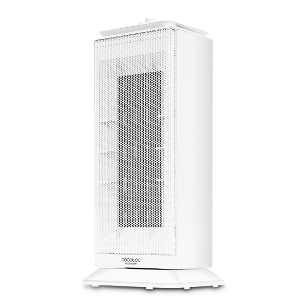 Electric Ceramic Heater Cecotec Ready Warm 6200 Ceramic Sky 2000W White