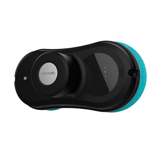 Robot Limpiacristales Inteligente Cecotec WinDroid 870 Connected 80W Negro