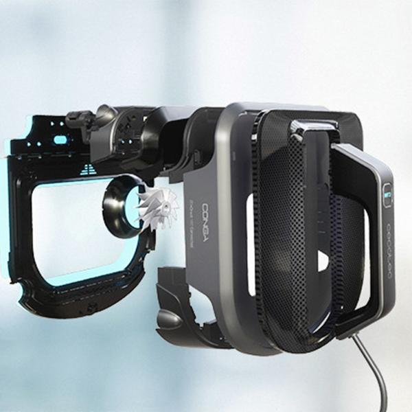 Inteligentný Robotický Čistič Okien Cecotec Conga WinDroid 980 Connected 90W