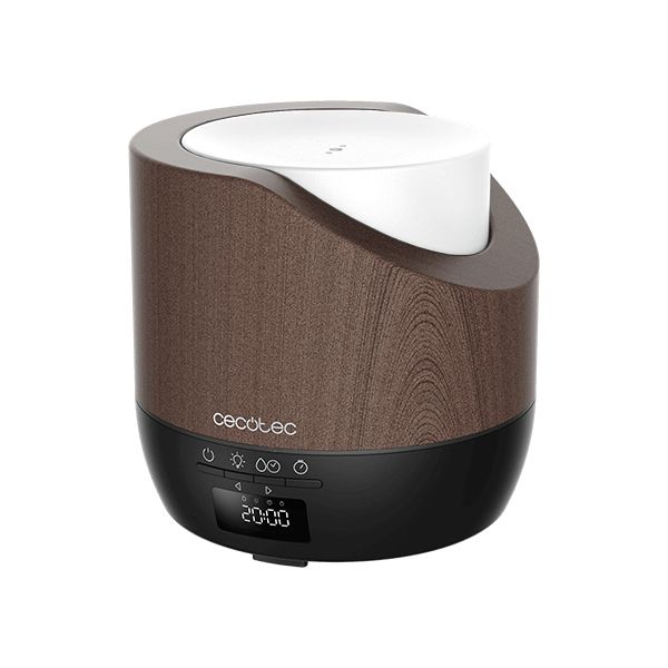 Humidificateur PureAroma 500 Smart Black Woody Cecotec (500 ml)