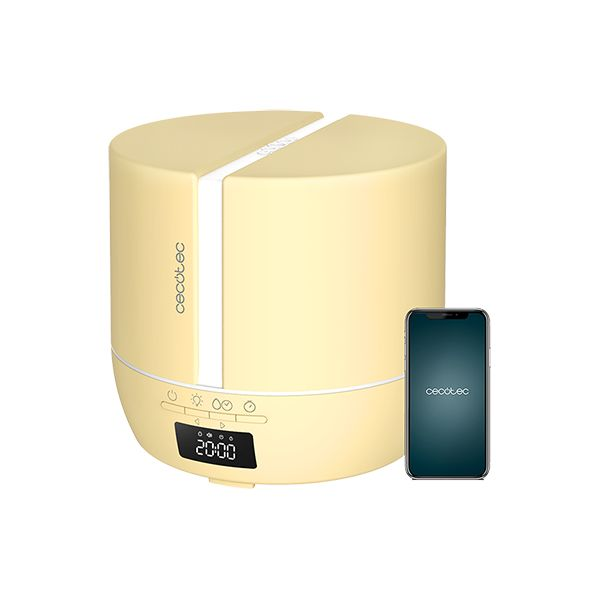 Humidifier PureAroma 550 Connected SunLight Cecotec (500 ml)
