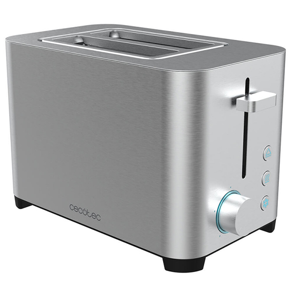 Toaster Cecotec YummyToast Double 850W Grey