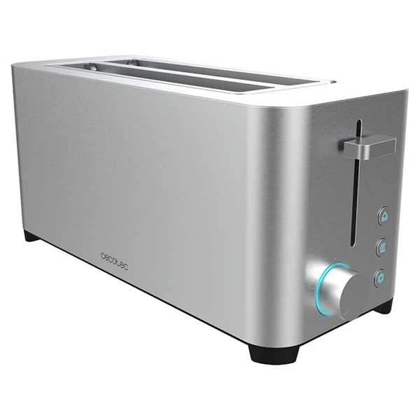 Toaster Cecotec YummyToast Extra Double 1400W Grey