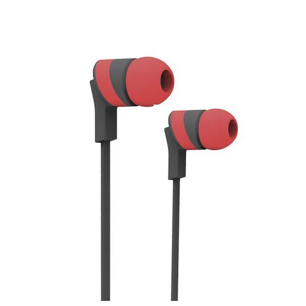 Auriculares Bluetooth Deportivos con Micrófono Ref. 101417 Rojo (2)