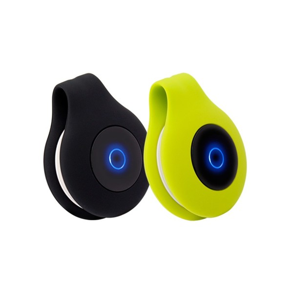 Electrostimulator iWatMotion Reflyx Zen Silicone Black Lime (2 uds)