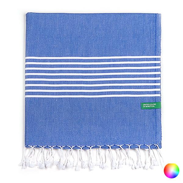 Beach Towel Hammam Benetton (80 x 165 cm)
