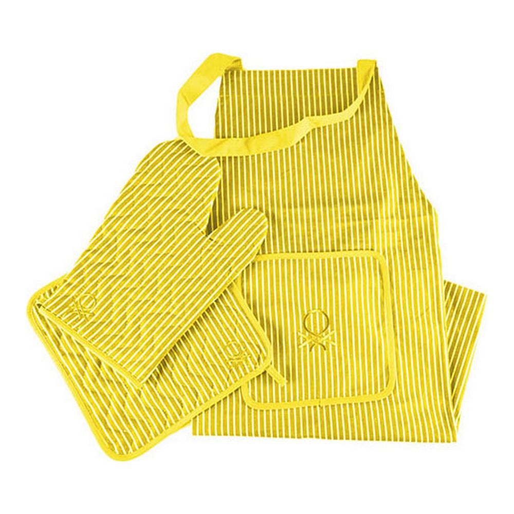Apron Benetton BE Yellow (3 pcs)