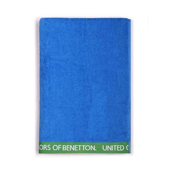 Beach Towel Benetton Rainbow Cotton Curl fabric (90 x 160 cm)