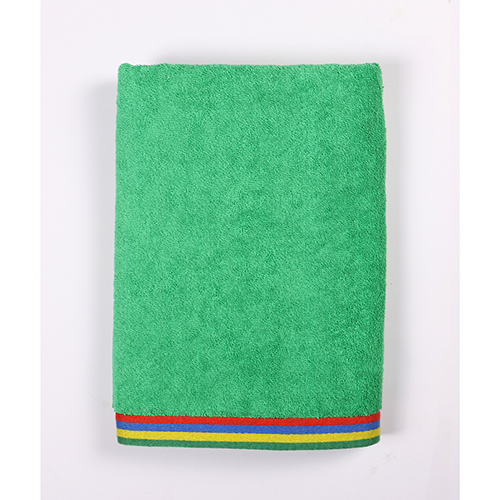 Beach Towel Benetton Kids Cotton Curl fabric (70 x 140 cm)