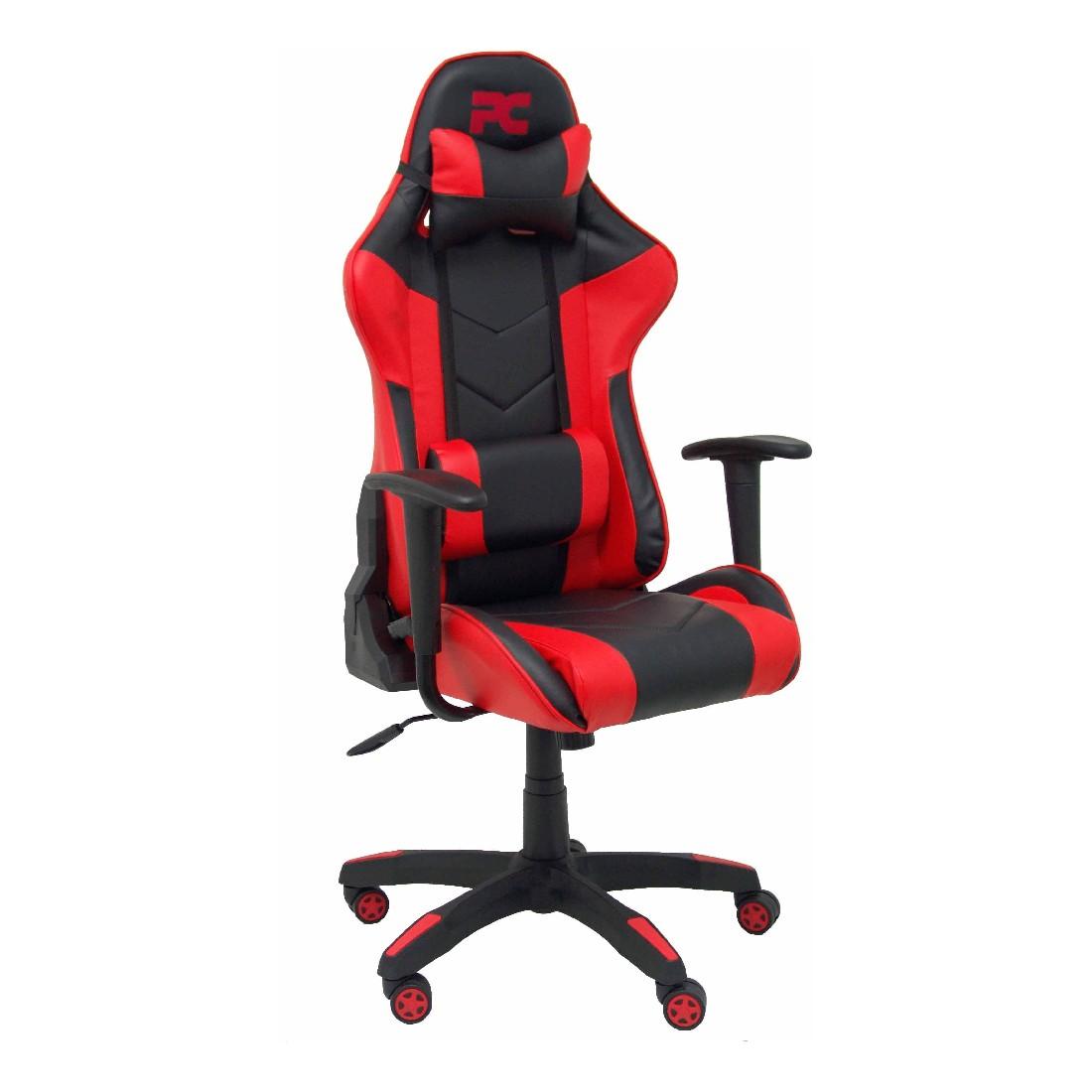 Gaming Chair Atalaya P&C 7DBSPRJ Black Red