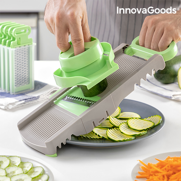 6-in-1 Folding Mandolin Grater Choppie InnovaGoods