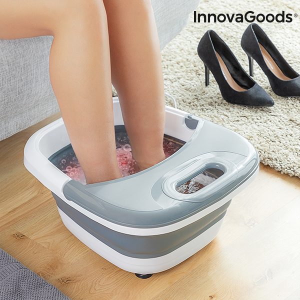 Foldable Foot Spa Aqua·relax InnovaGoods 450W