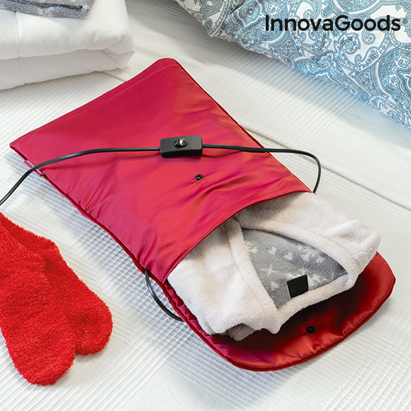 Couverture thermique pour pyjamas et autres vêtements Cozyma InnovaGoods 50W