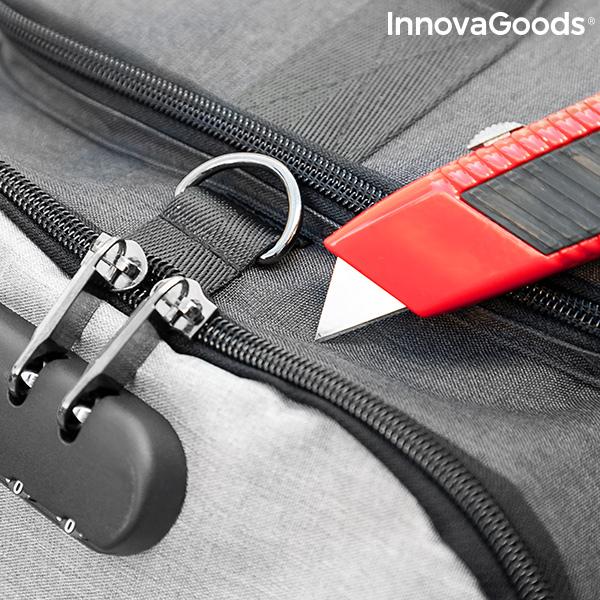 Sac à dos sport antivol avec cadenas Dofeel InnovaGoods