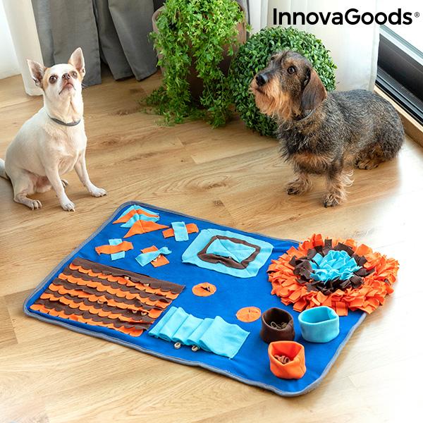 Esterilla de Juegos y Premios para Mascotas Foofield InnovaGoods