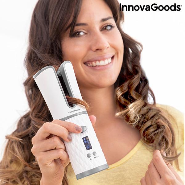 Boucleur à Cheveux Automatique Sans Fil Suraily InnovaGoods
