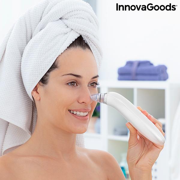 Limpiador Facial Eléctrico de Puntos Negros Pore·Off InnovaGoods