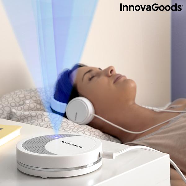Appareil de Relaxation Son et Lumière pour Dormir Calmind InnovaGoods