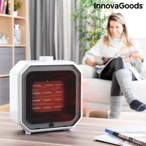 Radiateur Portable en Céramique Sakhan InnovaGoods 1500W