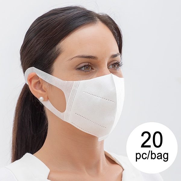 Mascarilla Higiénica Intelmask SH20 Soft Harness (Pack de 20)