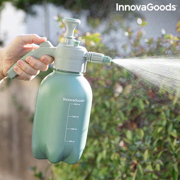 Pressurised Spray Bottle with Adjustable Flow and Extension Pretly InnovaGoods
