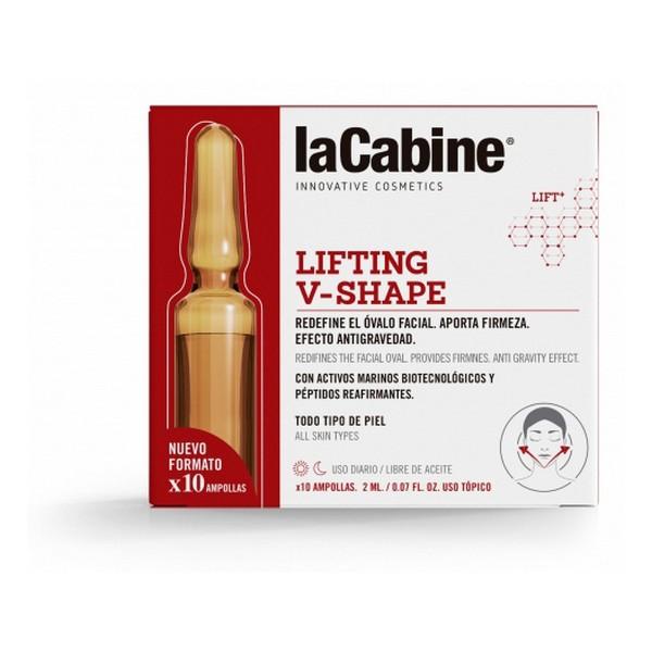 Ampoules Lifting V-Shape laCabine (10 x 2 ml)