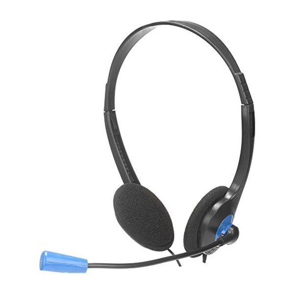 Slušalke z mikrofonom NGS MS-103