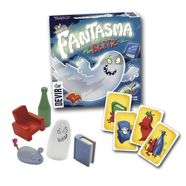 Board game Fantasma Blitz (Es)