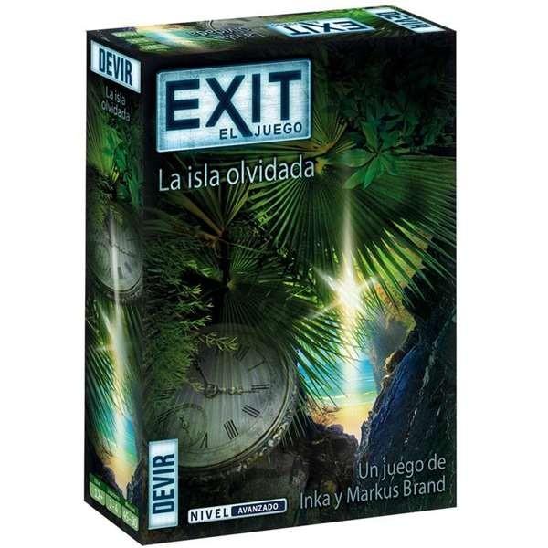 Board game Exit (Es)