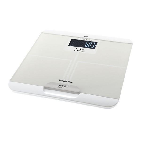Bluetooth Digital Scale JATA J595 150 Kg White