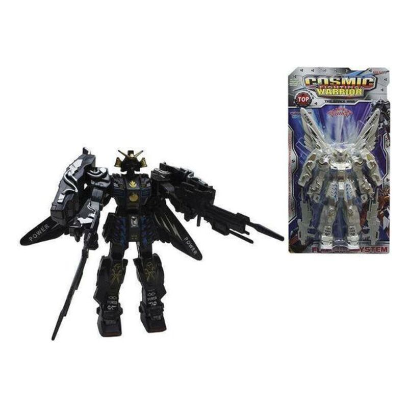 Action Figure Cosmic Warrior  (28 cm)