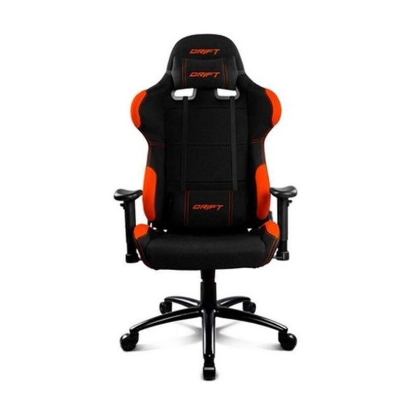 Gaming Chair DRIFT DR100BO Orange Black