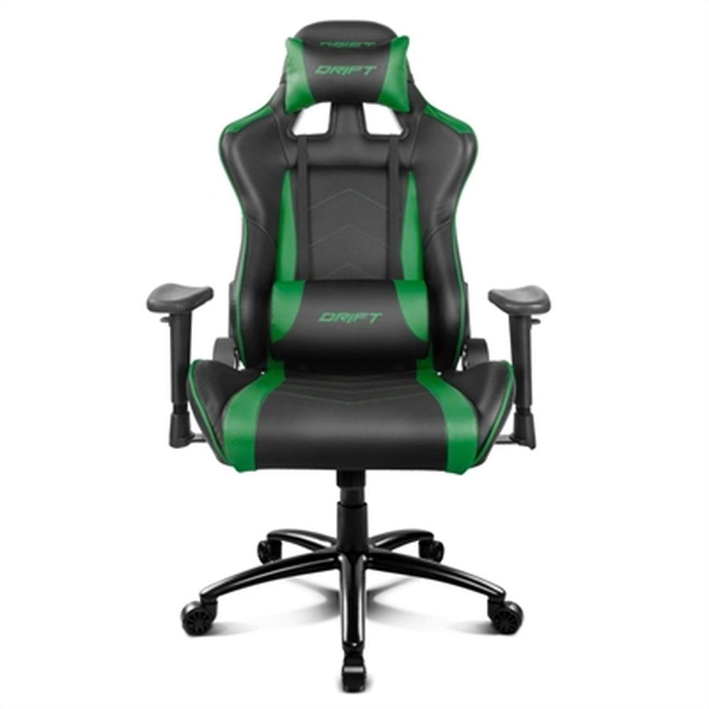 Gaming Chair DRIFT AGAMPA0174 Green Black