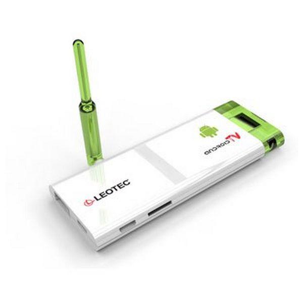 Smart TV Adaptor LEOTEC LEANDTV03 Wifi USB 2.0 4 GB 1GB RAM HDMI