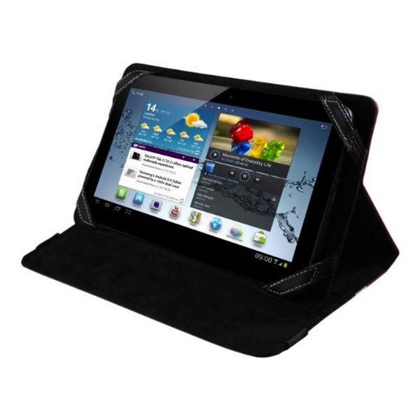 "Funda para Tablet Universal E-Vitta Stand 3P 9"" Negro"