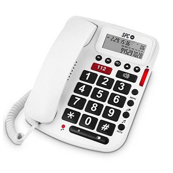 Landline for the Elderly SPC 3293B White