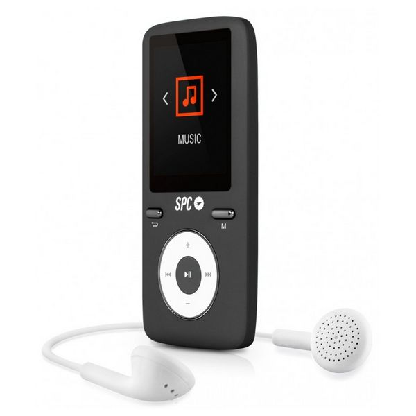 MP4 Player SPC Pure Sound Colour 2 8 GB Black