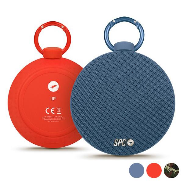 Altavoz Bluetooth Portátil SPC 4415 5W