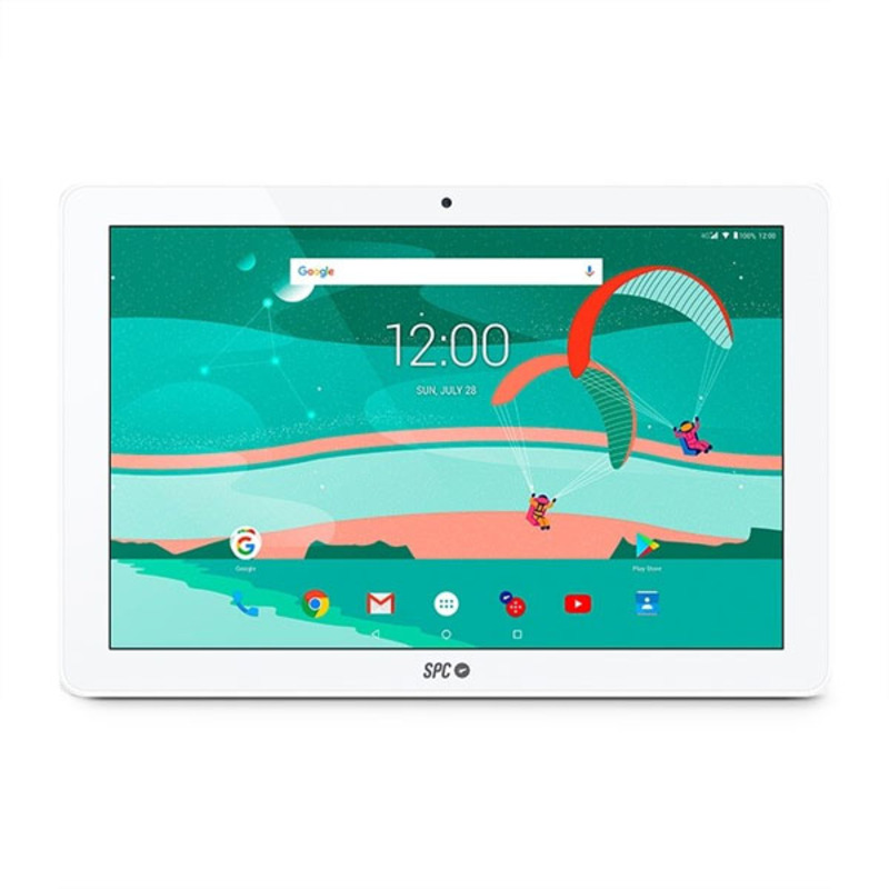 "Tablet SPC 9769216b 10,1"" Quad Core 2 GB RAM 16 GB Blanco"