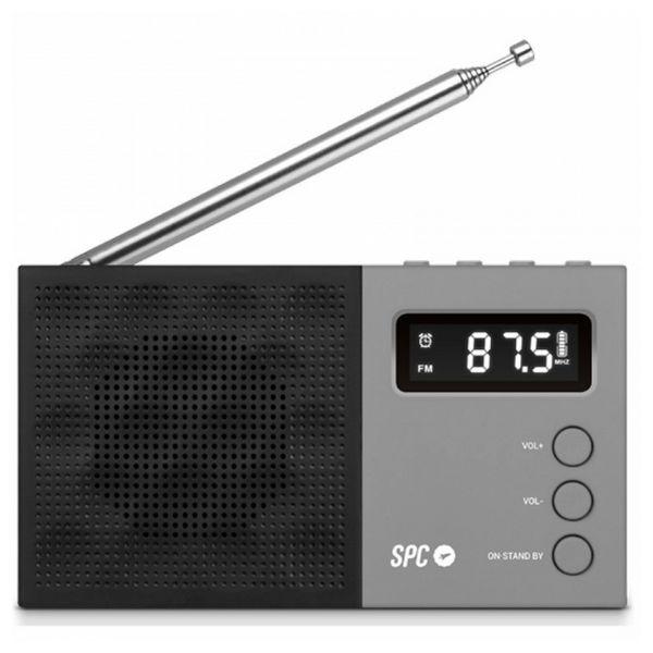 Radio-Transistor-SPC-4577N-FM-LCD-Negro