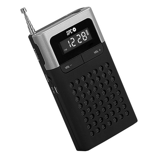 Speaker SPC 4583N AM/FM Black